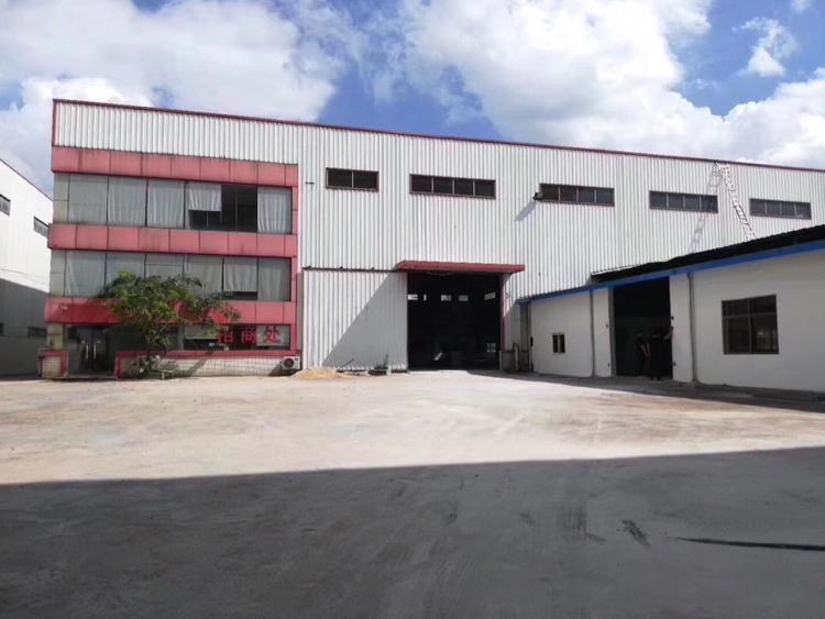 独院钢结构12米高厂房5000平米现成办公室