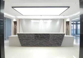 坂田新出精装2+1格局132平办公室图片1