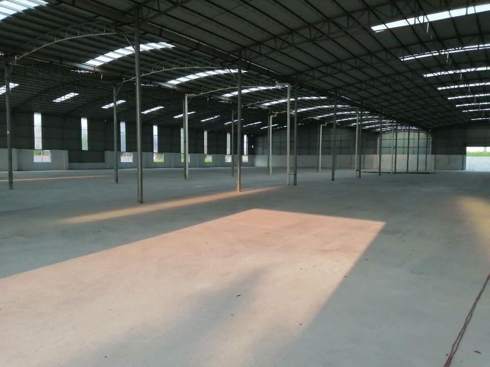 白云区白云湖原房东钢结构2000平方,水电到位,入驻即可生产