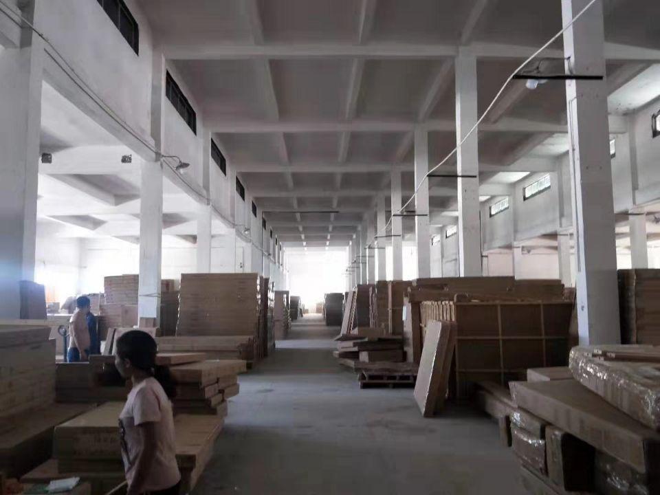 标准水泥顶单一层厂房,仓库,生产均可