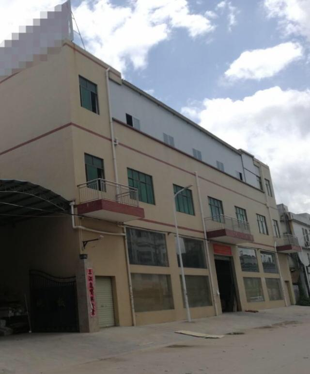 惠阳秋长占地1200m²厂房出售