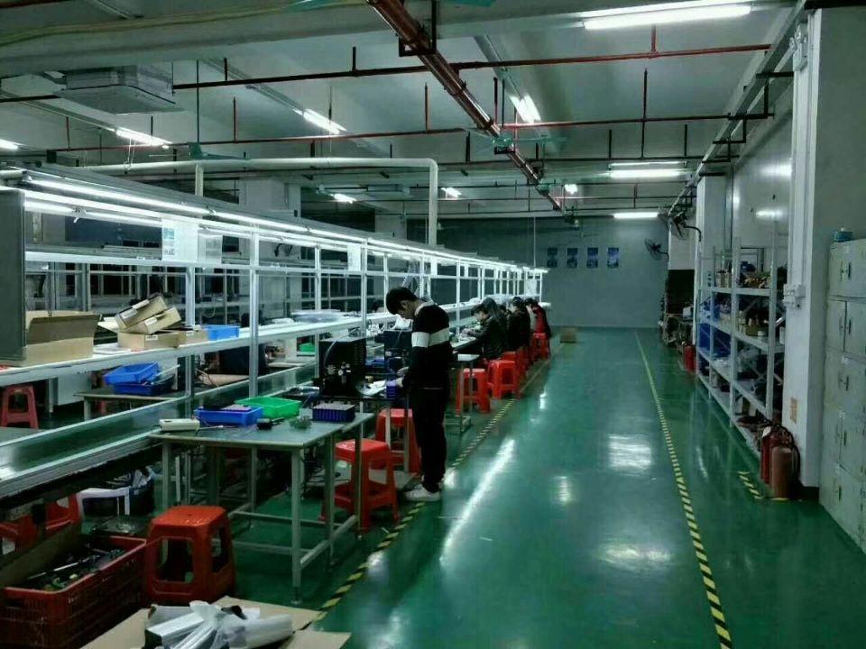松岗高新产业园原房东三楼整层1500平精装厂房出租-图8