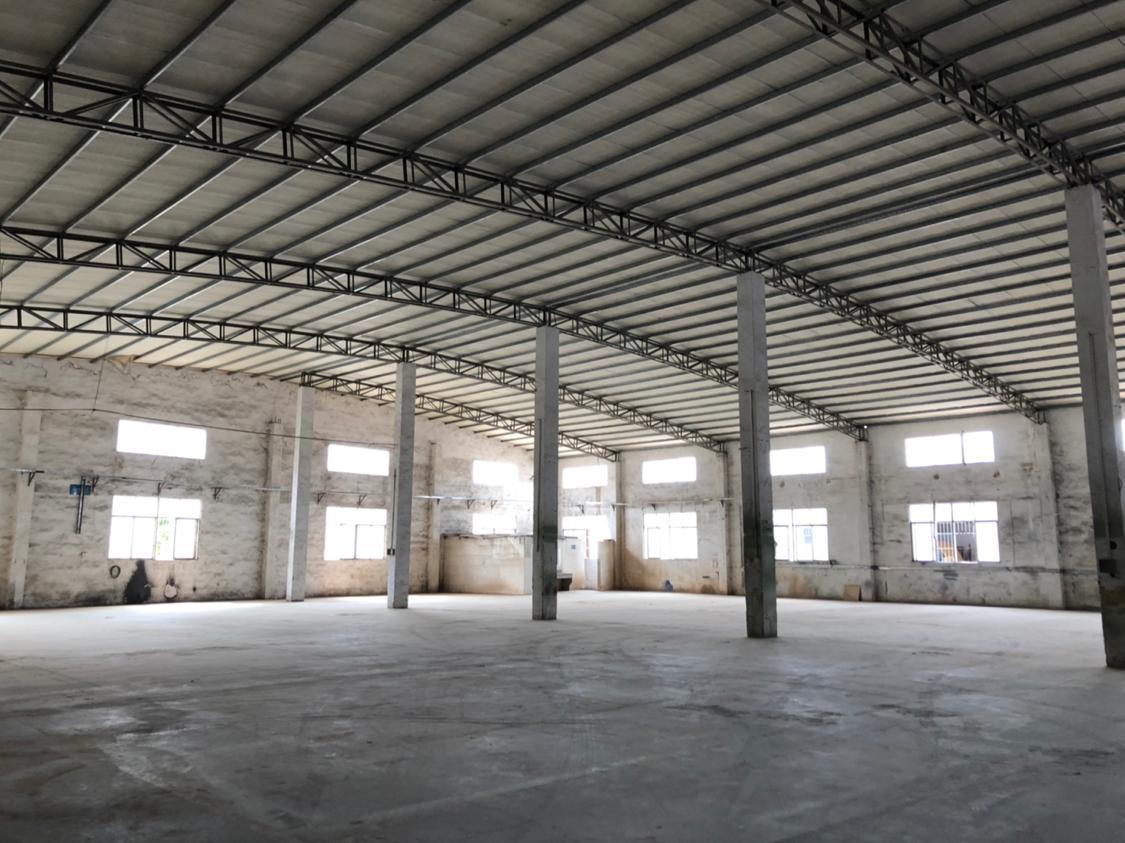 仲恺沥林镇占地7000平单一层厂房出售