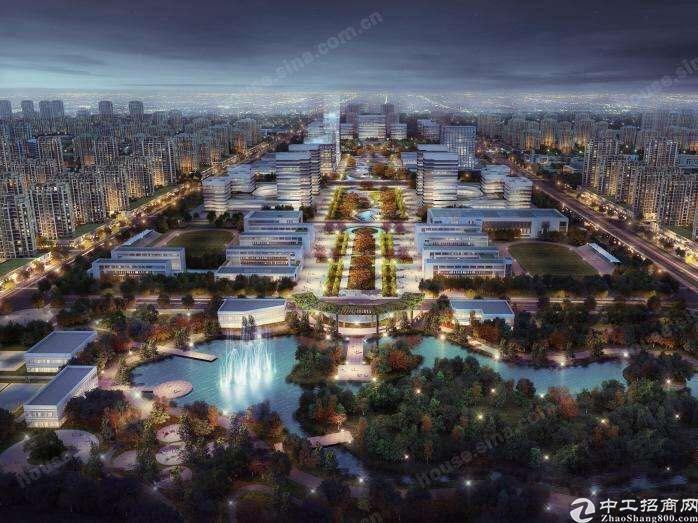 临深片区全新大型工业园区厂房,小面积有红本,可首付按揭