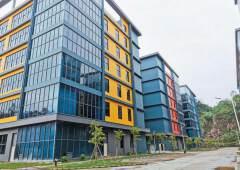 深圳周边新出精装修写字楼。