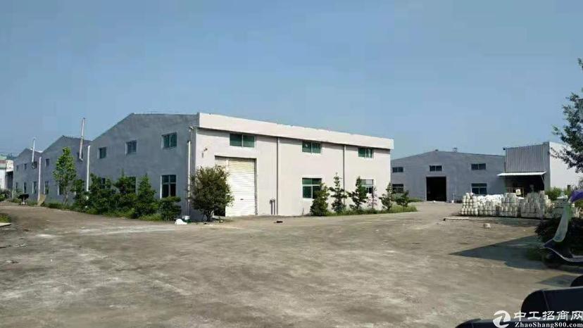 惠阳区新圩镇独院钢构厂房9500平-图2