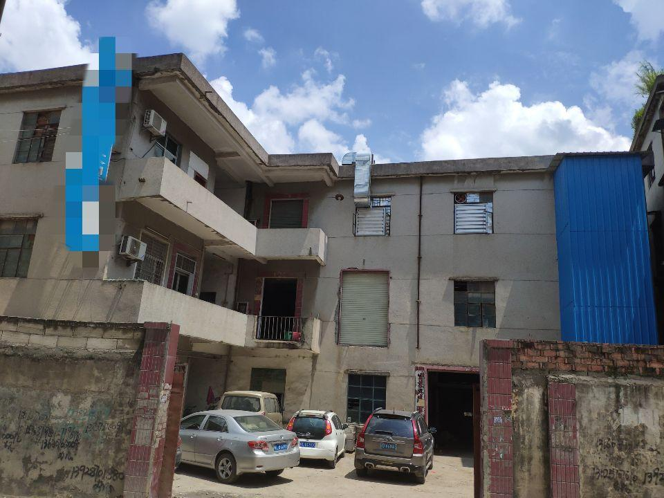 惠阳区新圩镇占地680㎡建筑1600㎡国有证厂房出售