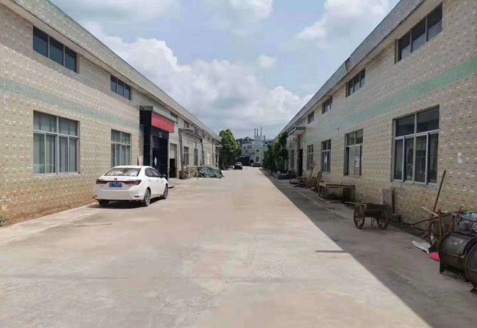 博罗杨村占地2600平方建筑2400平方单一层厂房出售