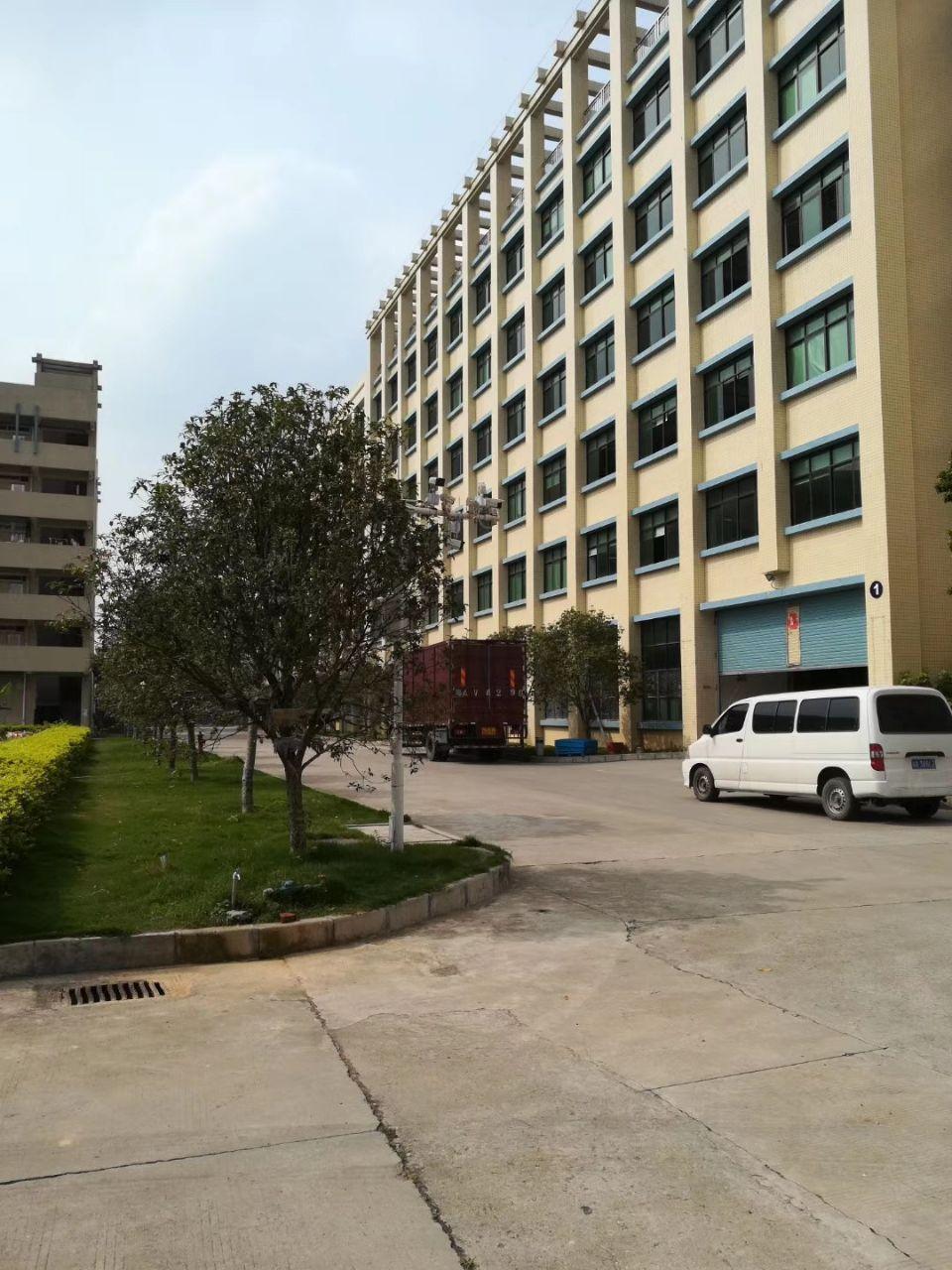 广州增城区新出原房东高端花园式厂房1680平证件齐全-图5