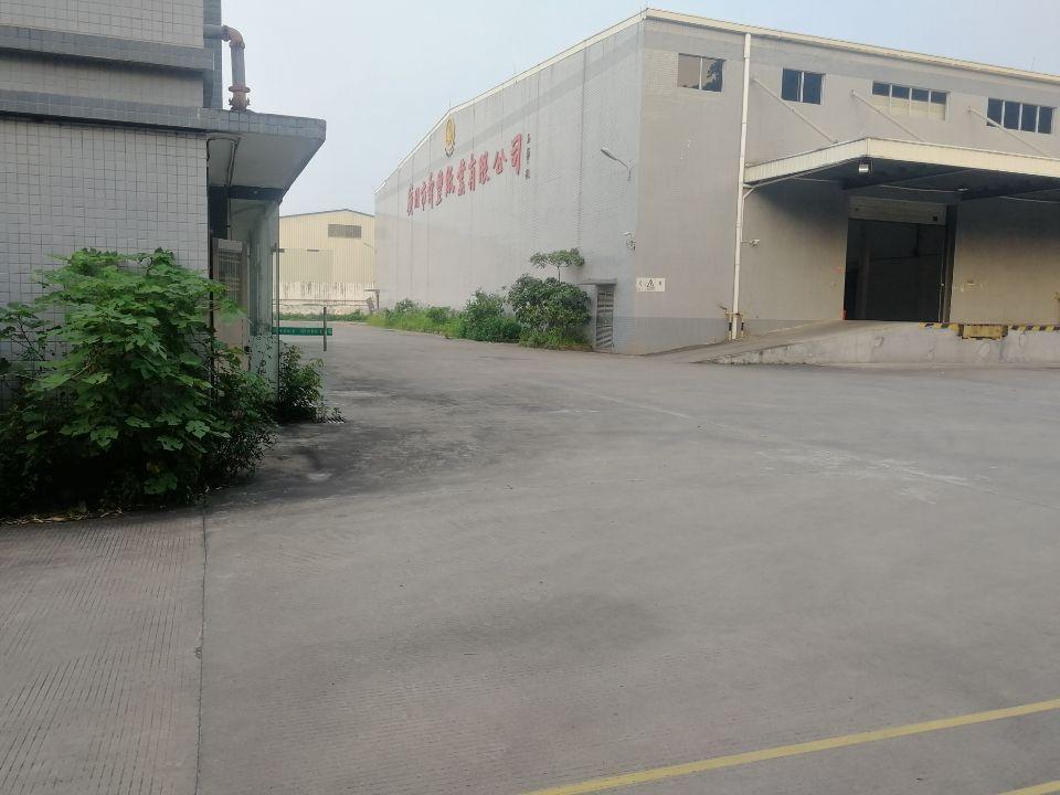 5000方标准高台仓库有办公楼-图2