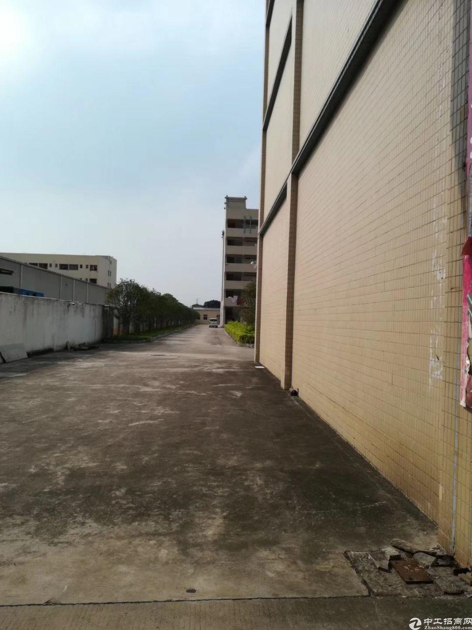 广州增城区新出原房东高端花园式厂房1680平证件齐全-图4