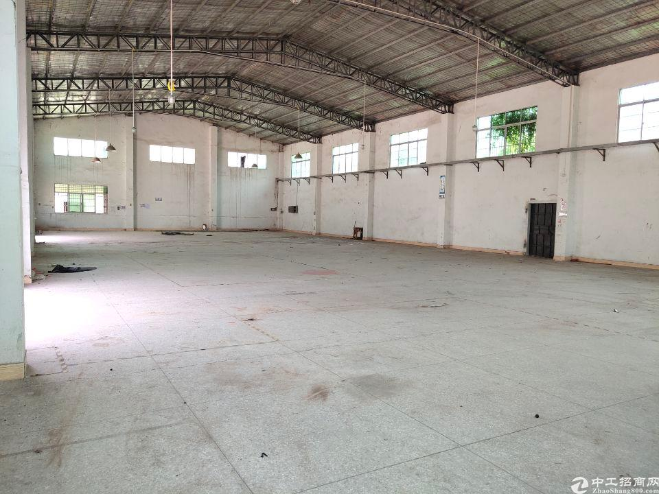 石碁塱边工业区,独院简易厂房4800平方,可办环评,价格便宜