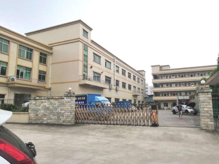 原房东独门独院厂房,地理位置优越临近深圳,有消防喷淋精装办公