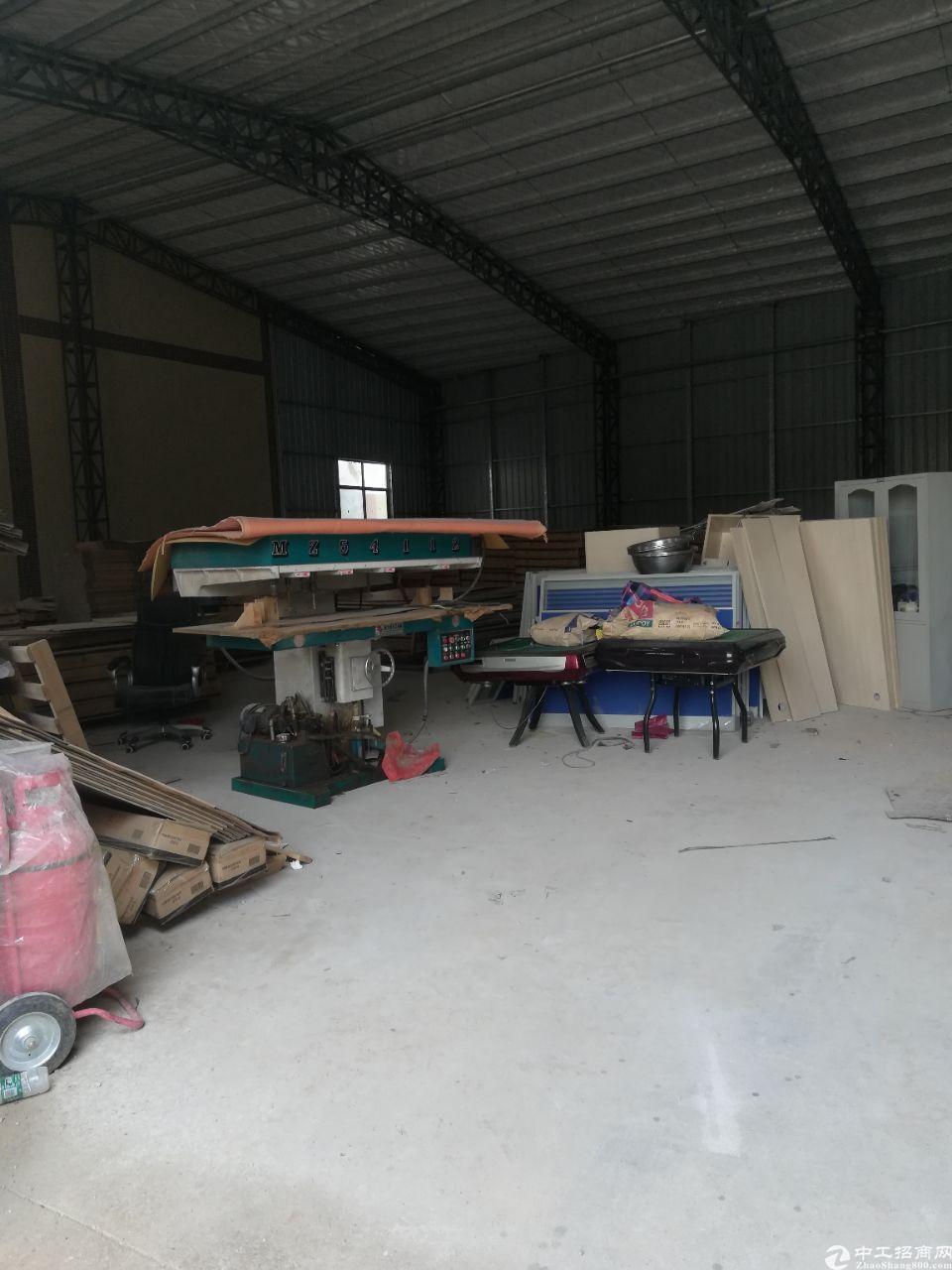 惠东县大岭镇钢构厂房低价出租