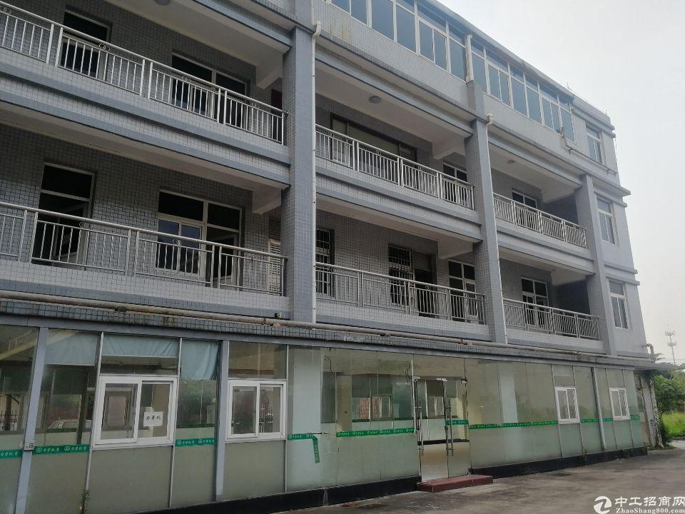 5000方标准高台仓库有办公楼