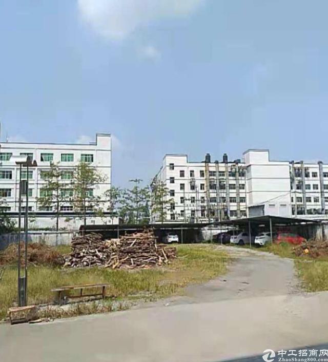 白花镇占地29424m²,建筑31500m²国有双证