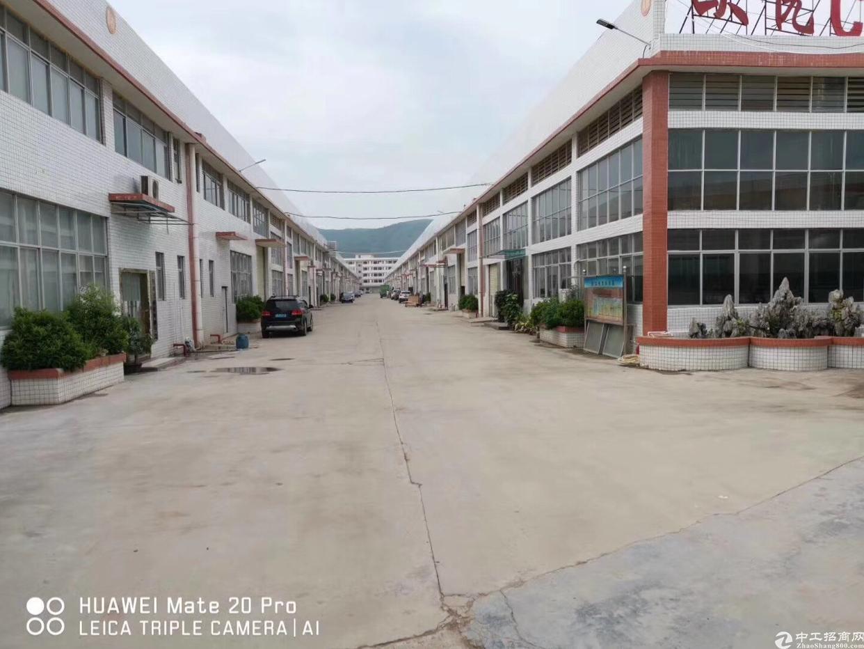 中山市南朗镇占地48758m²厂房出售