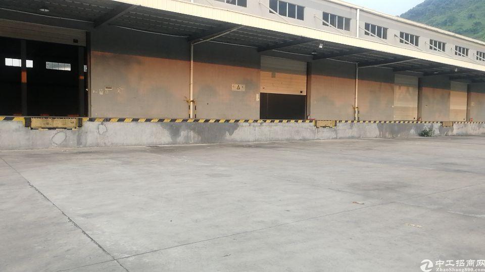 5000方标准高台仓库有办公楼-图5
