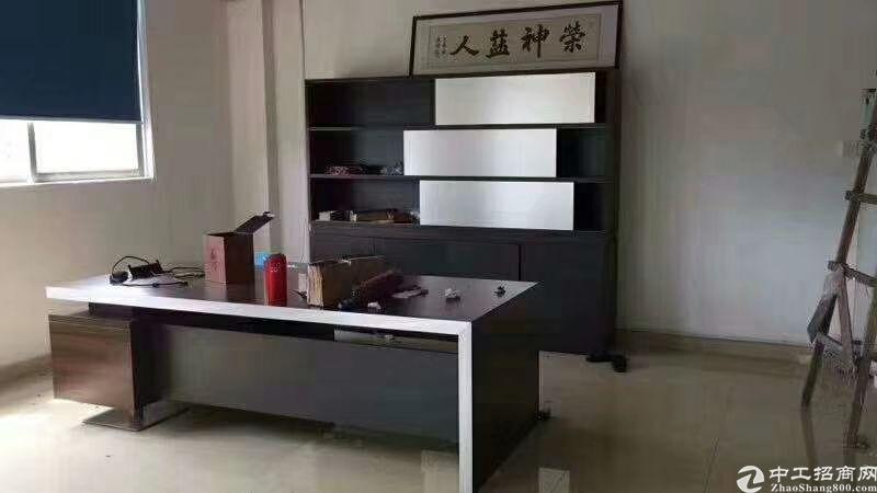 福永桥头新出楼上520平精装修厂房招租-图9