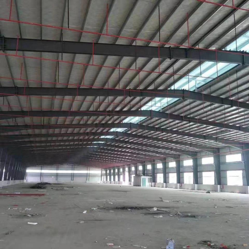 单一层钢结构厂房8000平方出售