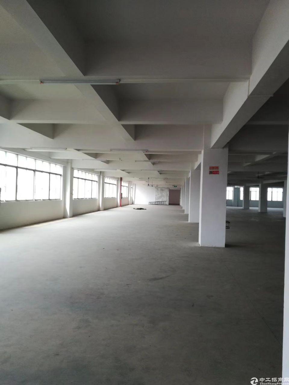 广州增城区新出原房东高端花园式厂房1680平证件齐全