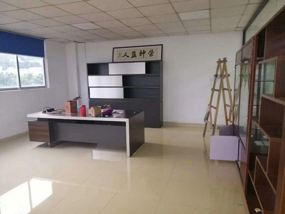 福永桥头新出楼上520平精装修厂房招租-图7