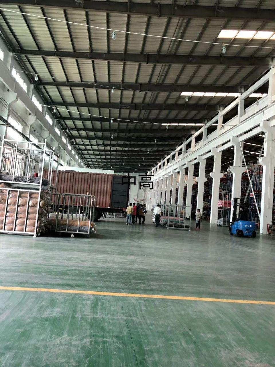 广州南站适合物流仓17780平14米高钢构单价26元-图4