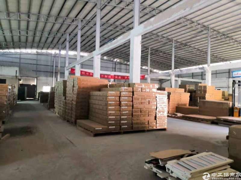 前一秒新出独院单一层厂房,10米高钢构:2428平方
