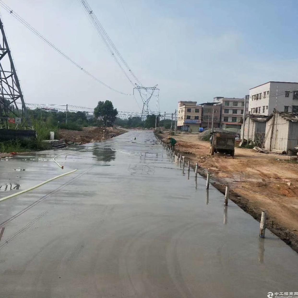惠东白花新建钢构29788平方厂房出租,证件齐全