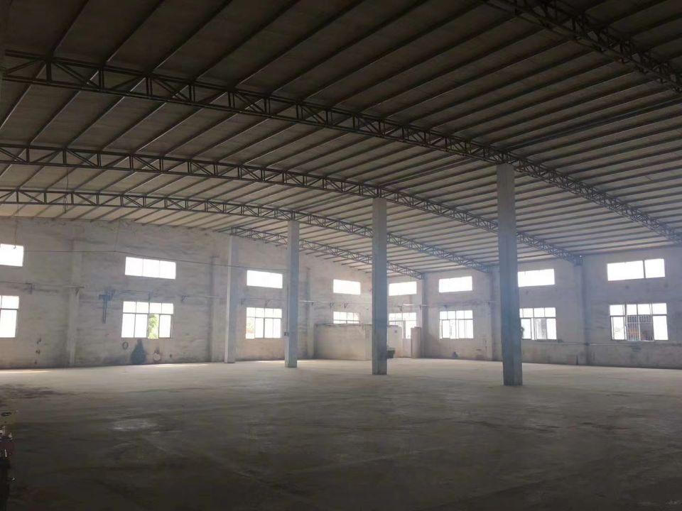 惠东县白花镇钢构厂房出租价格十块钱