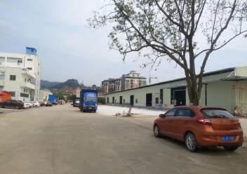 新出物流仓库。带卸货平台。交通方便图片2