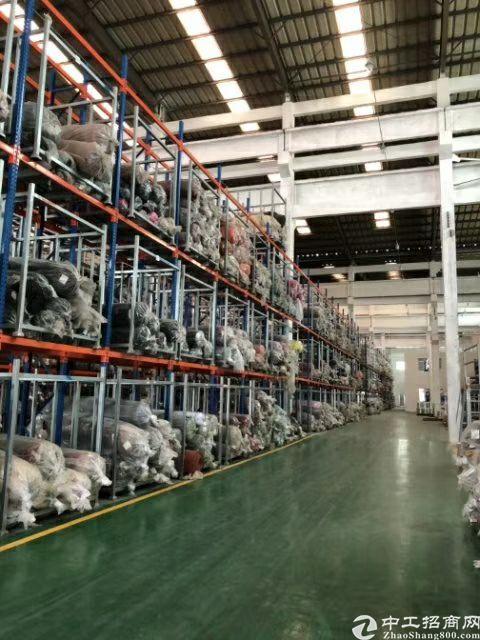 广州南站适合物流仓17780平14米高钢构单价26元