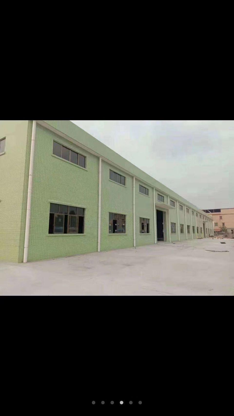 大朗新出原房东单一层厂房,滴水7.5米!