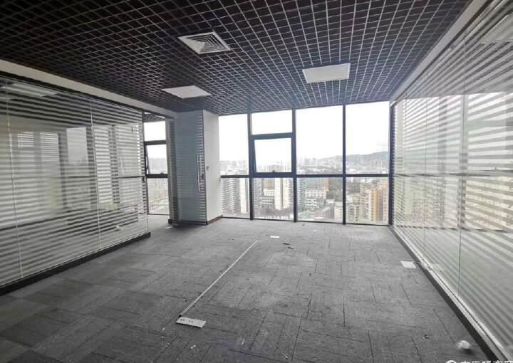 民治中心区甲级写字楼165平精装修,图片4