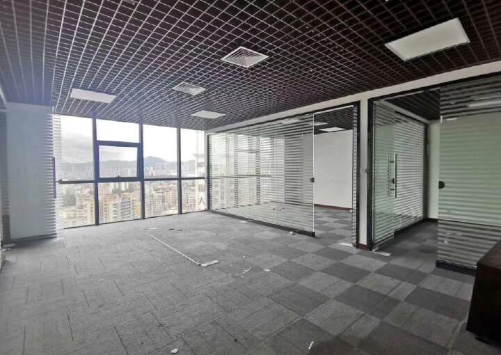 民治中心区甲级写字楼165平精装修,图片5
