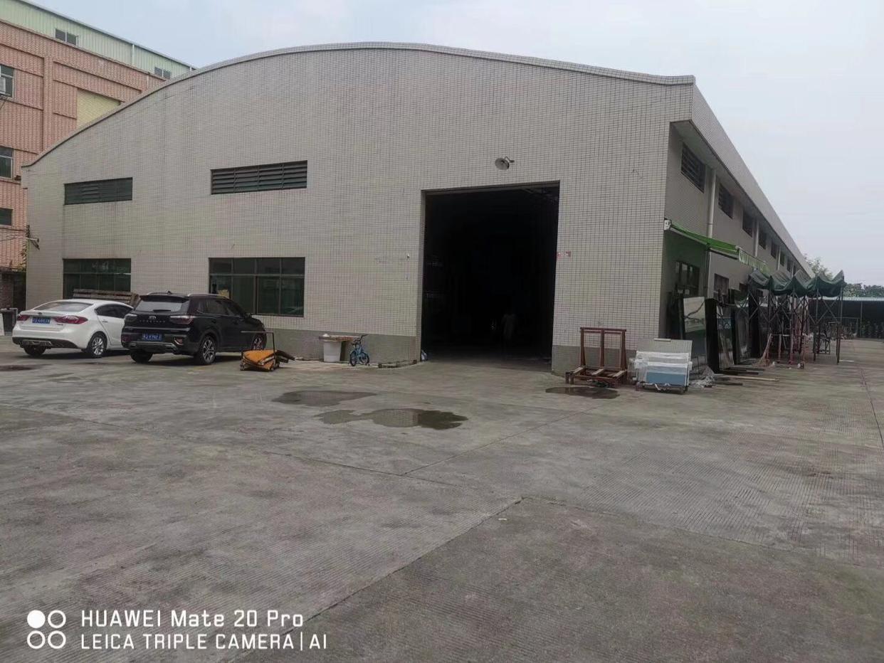 中堂靠近广州最新独院厂房可做水泥制品