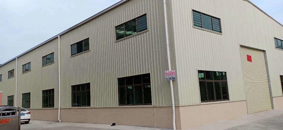 大朗现成钢构厂房1750平方可办环评
