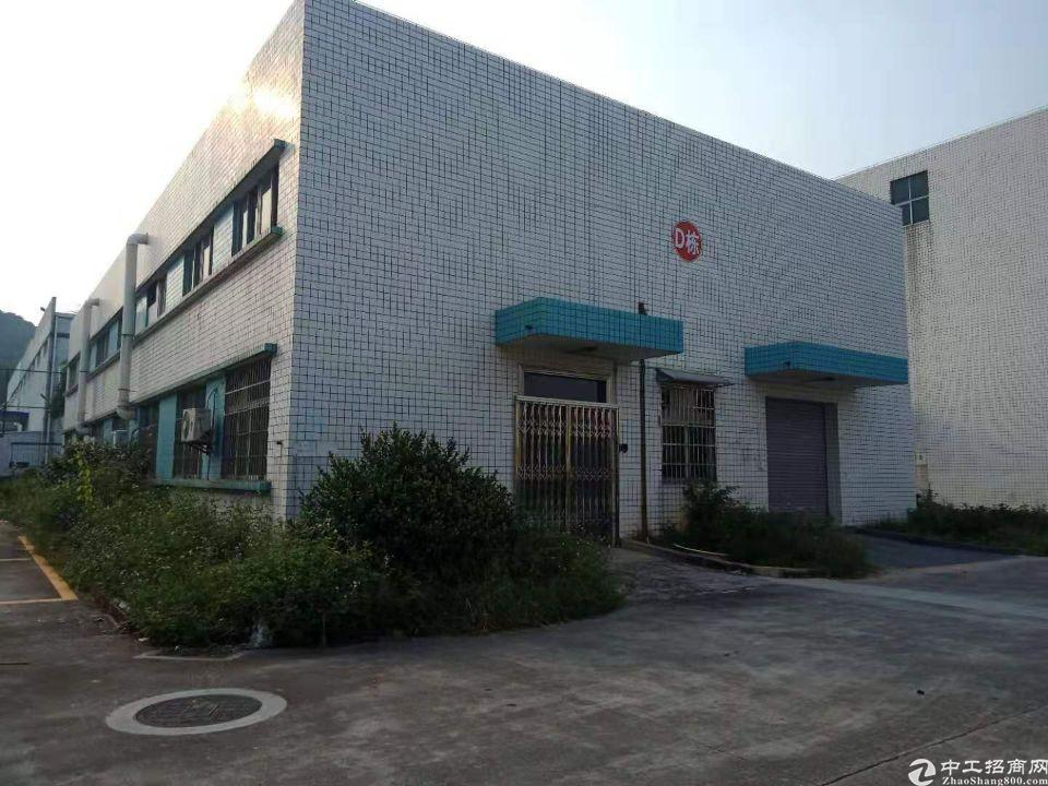 黄埔永和开发区新出独栋标准厂房460平,证件齐全可过环评
