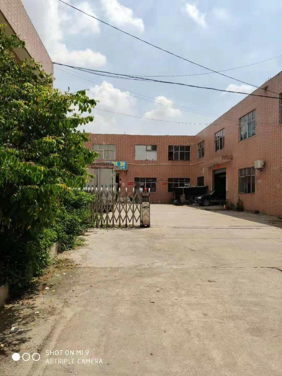 惠阳秋长新塘村标准厂房一楼仓库420平方