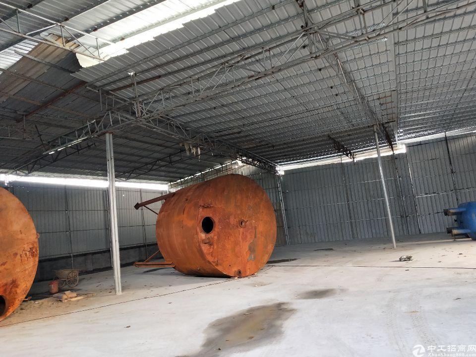广州市黄埔经济开发区南岗新出800平钢结构仓库出租。-图2
