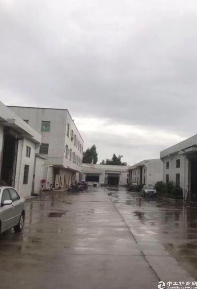 仲恺高新区占地10000m²建筑8000m²村