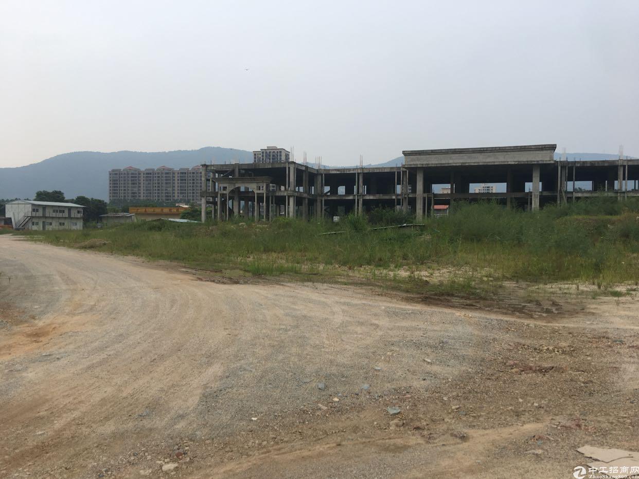 博罗县龙溪镇工业用地出租