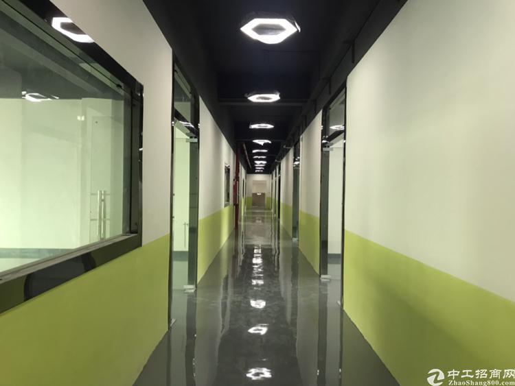 西乡银田精装修厂房,大小面积可以分租,适合电商仓库手加工