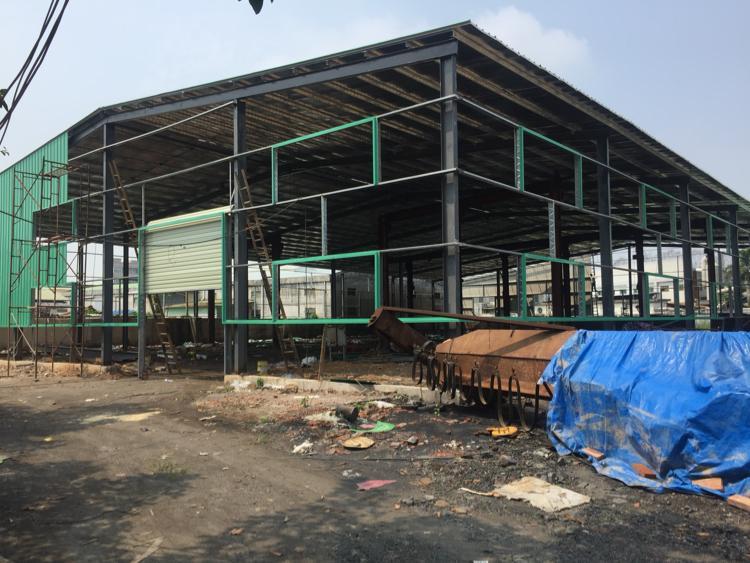 龙溪新建厂房4500平小独院大路通畅11块