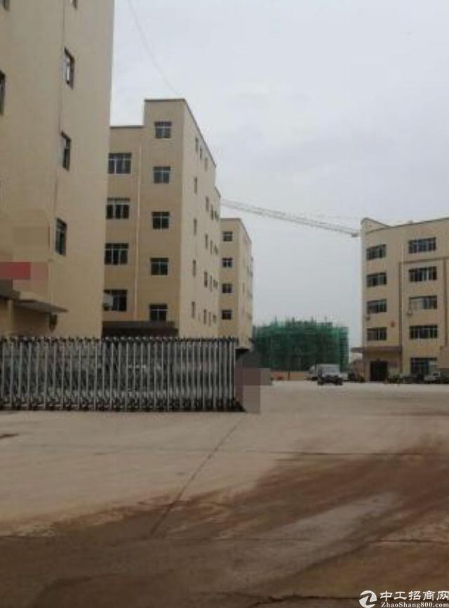 仲恺高新区占地48050m²建筑95809m²厂房转