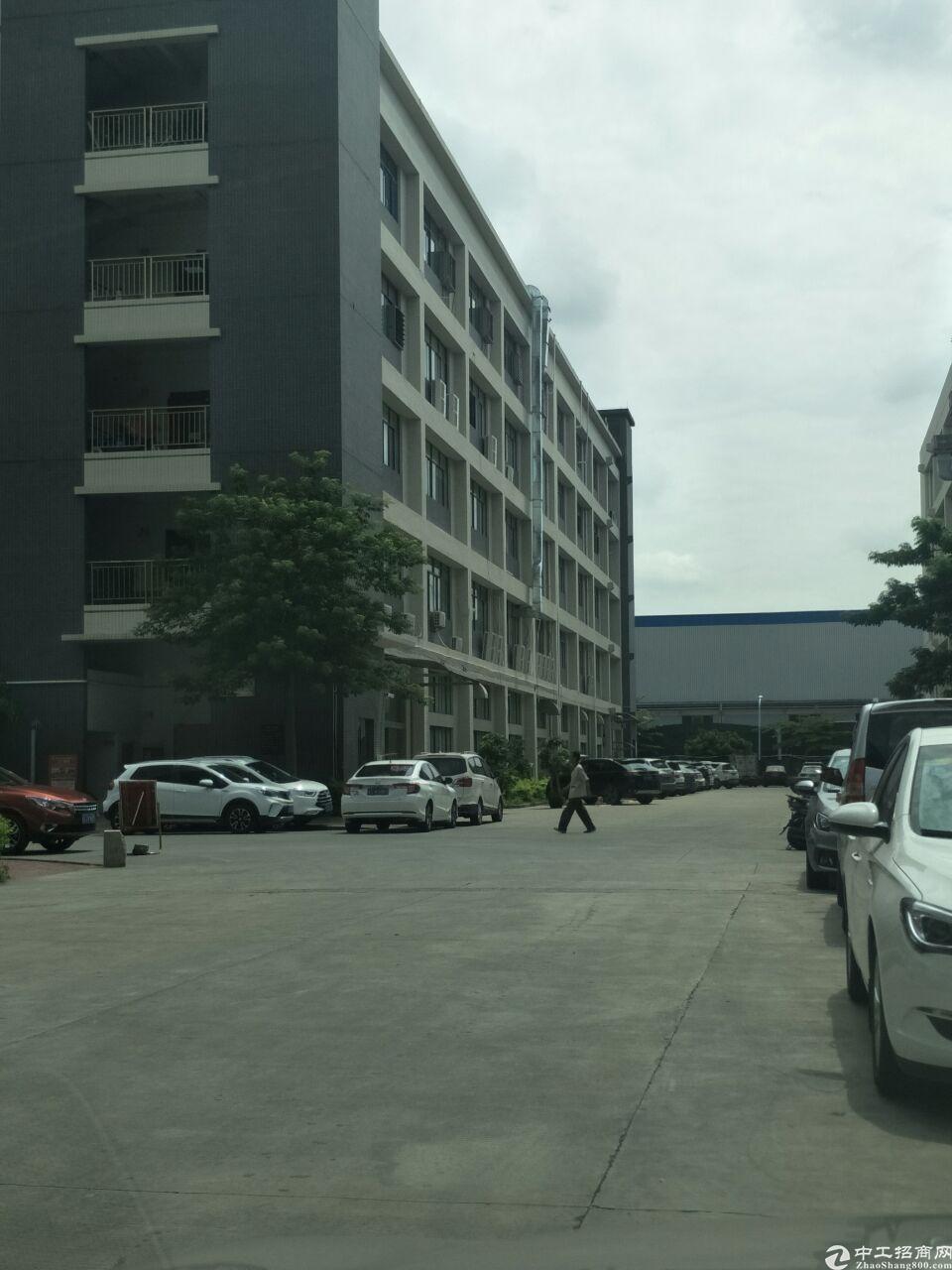 靠近深圳区域11000平米国有证厂房出售