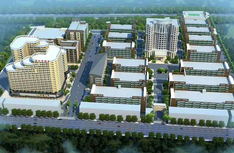 龙华高新产业园花园式厂房大小可分
