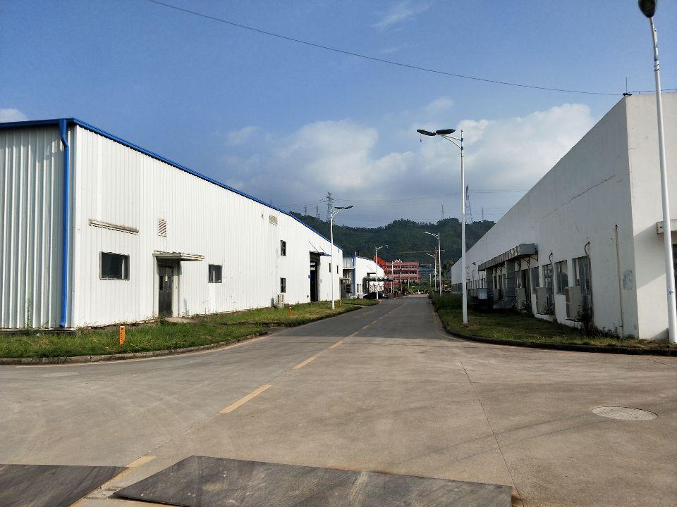 观澜观光路梅观高速出口新出原房东独院钢构厂房30000平米-图2