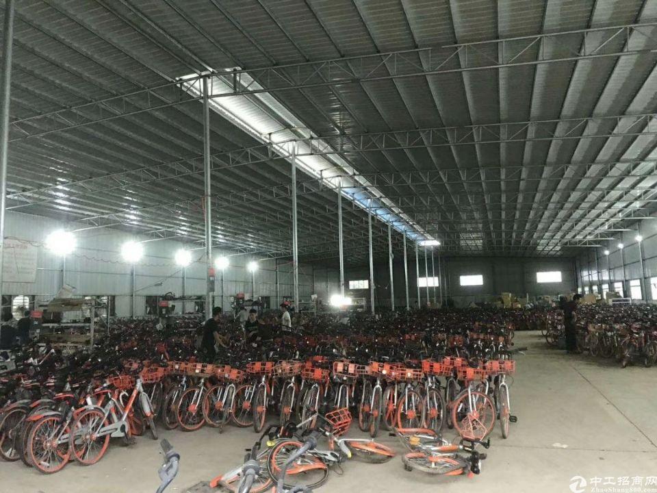 东城附近独院单一层钢结构厂房仓库出租