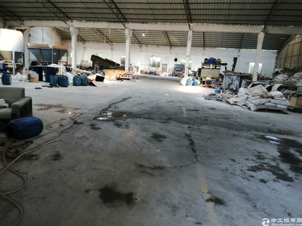 白云区石井原房东钢结构2100平方,水电到位,入驻即可生产